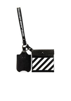 OFF-WHITE Leather Safety Kit