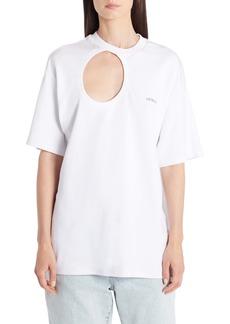 Off-White Meteor Cutout T-Shirt