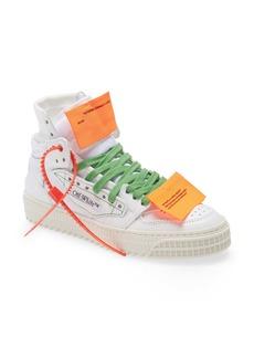 Off-White Off Court 3.0 High Top Sneaker (Women)
