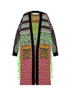 OFF-WHITE Persian Fantasy Kimono