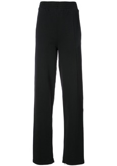 Off-White rear print track pants