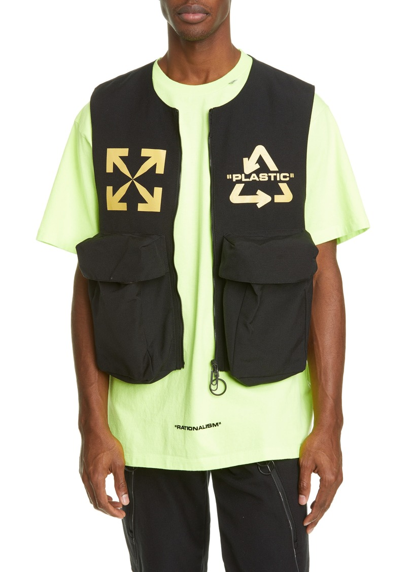 Off-White Skydive Utility Vest