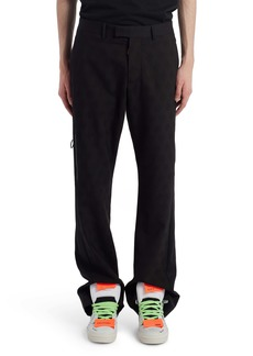 Off-White Tailored Wool Pants
