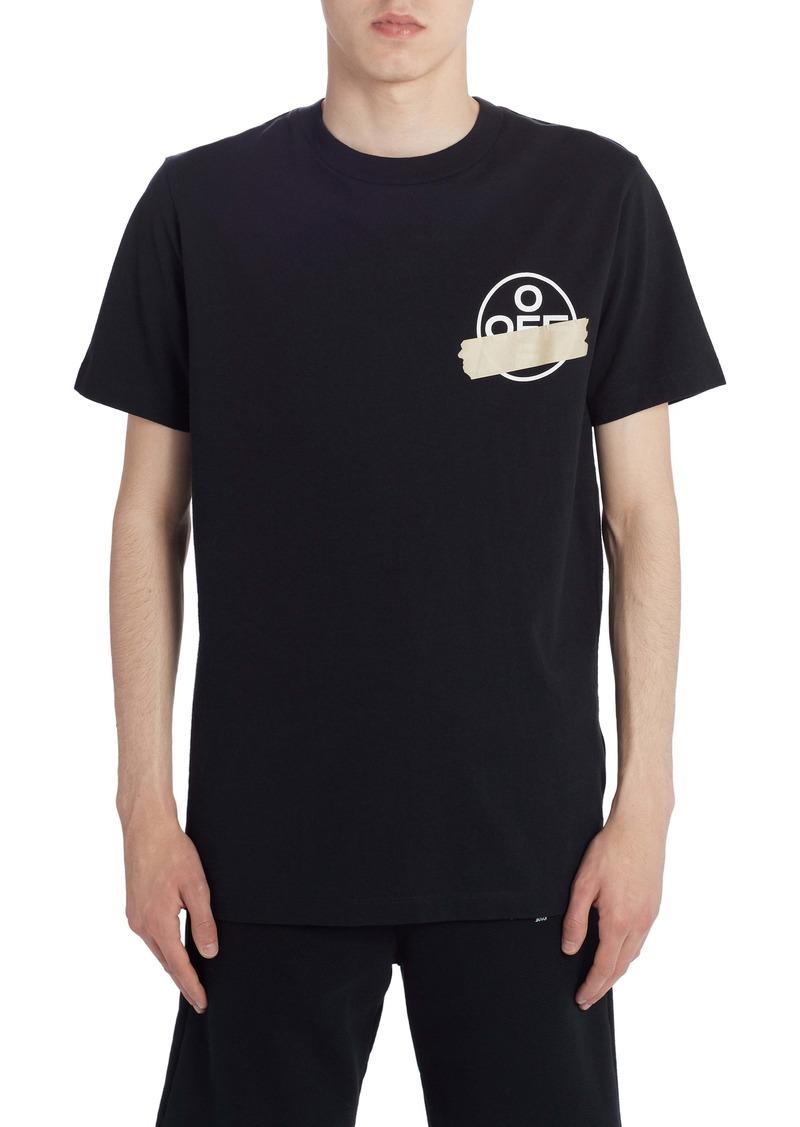 Off-White Tape Arrows Slim T-Shirt