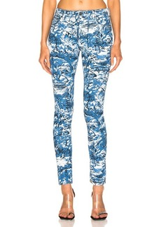 OFF-WHITE Tapestry 5 Pocket Pants