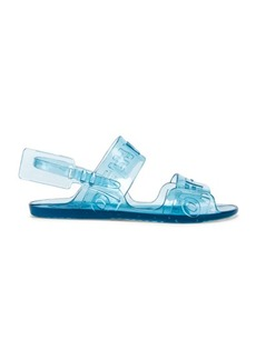 OFF-WHITE Zip Tie Jelly Sandal