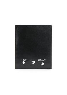 Off-White logo cardholder
