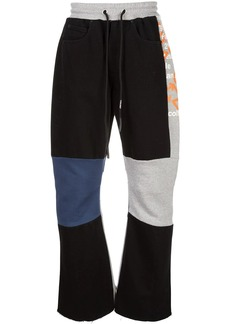 Off-White patchwork sweatpants