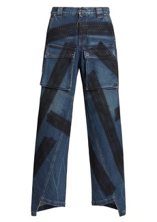 Off-White Pivot Workwear Jeans