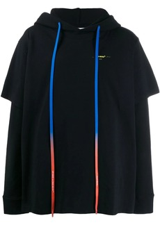 Off-White printed arrows hoodie