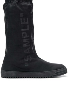 Off-White Sample boots