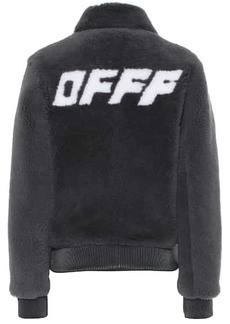 Off-White Shearling jacket