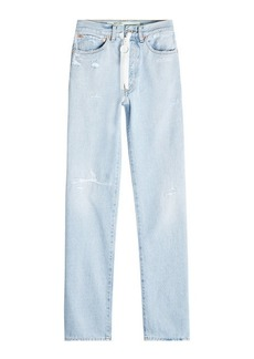 Off-White Straight Leg jeans