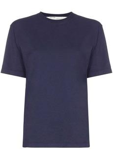 Off-White tonal logo print T-shirt