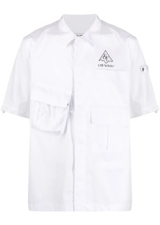 Off-White Vert Climb Voyager shirt