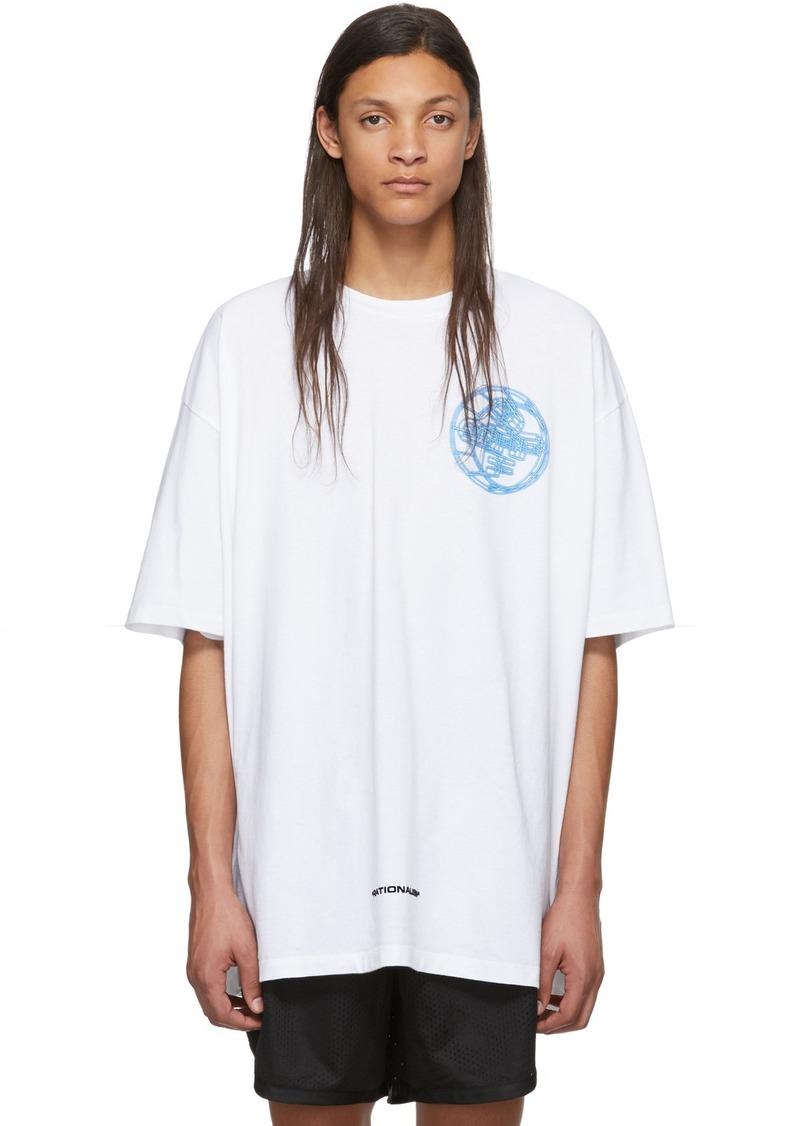 Off-White White 3D 'Off' Over T-Shirt
