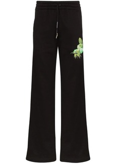 Off-White wide-leg tracksuit bottoms