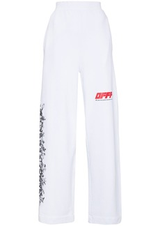 Off-White Woman Motif Track Pants