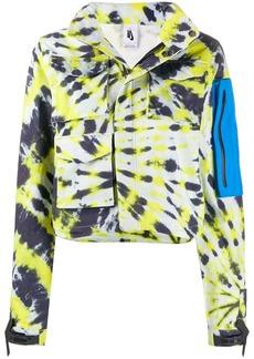 Nike NRG tie-dye jacket