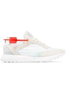 """Off-White """"Zip Tie"""" arrow low-top sneakers"""