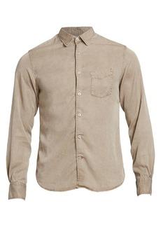 Officine Generale Benoit Pigment Dyed Shirt