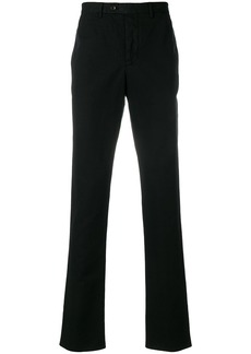 Officine Generale cropped tapered trousers