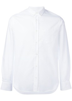 Officine Generale long sleeved buttoned shirt
