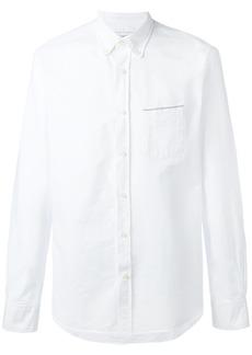 Officine Generale shirt with trimmed pocket