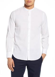 Officine Generale Officine Générale Gaspard Seersucker Button-Up Shirt