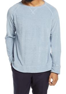 Officine Generale Officine Générale Men's Rudy Cotton Crewneck Sweatshirt