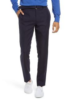 Officine Generale Officine Générale Paul Fresco Slim Fit Wool Pants