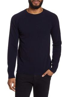 Officine Generale Officine Générale Raglan Sleeve Cashmere & Wool Sweater