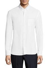 Officine Generale Regular-Fit Cotton Shirt