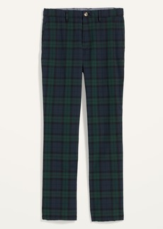 Old Navy All-New Straight Ultimate Built-In Flex Patterned Chinos for Men