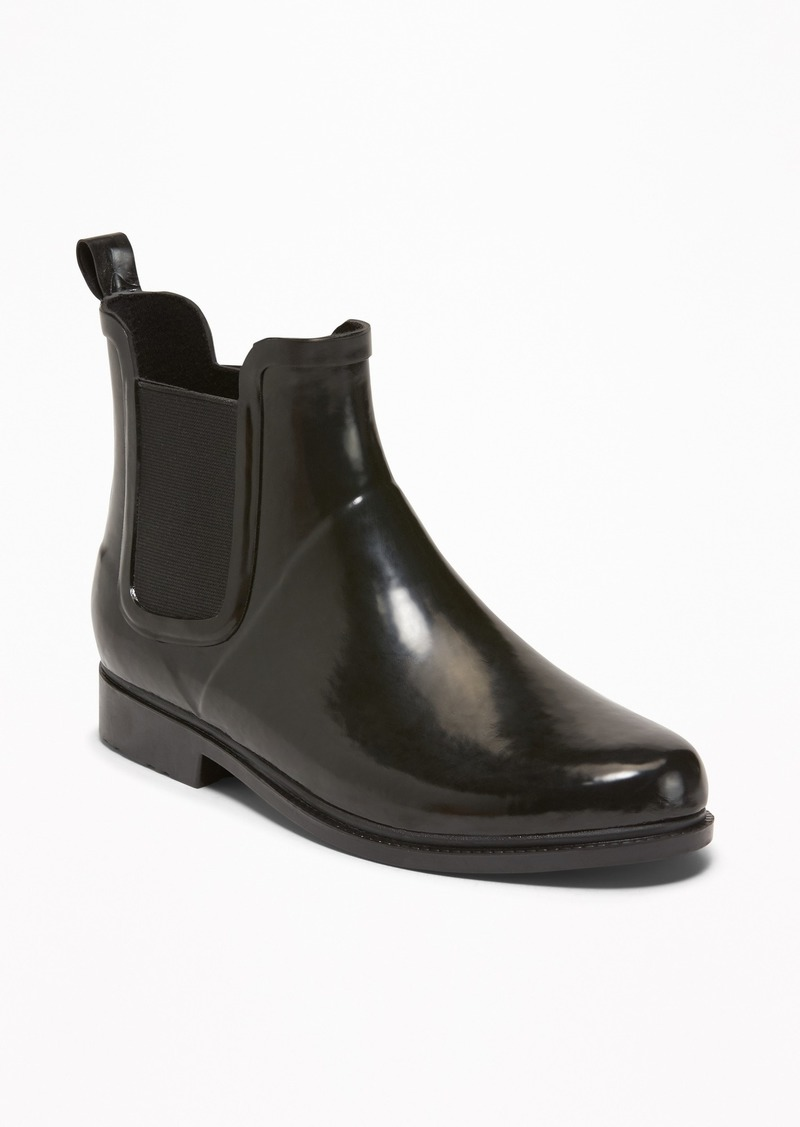Old Navy Ankle Rain Boots for Women