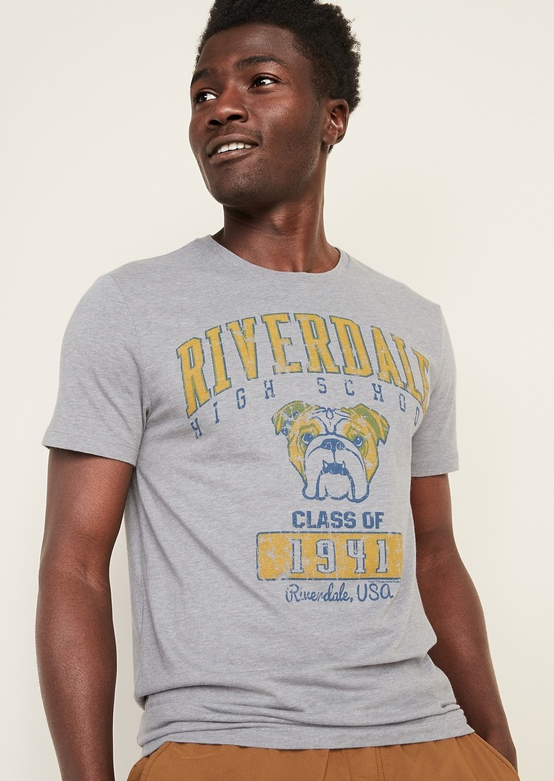 "Old Navy Archie Comics&#153 ""Riverdale High School Class of 1941"" Tee for Men"