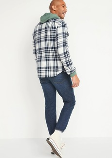 Old Navy Athletic Taper Rigid Non-Stretch Dark-Wash Jeans for Men