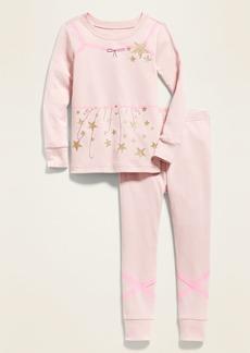 Old Navy Ballerina Costume Pajamas for Toddler Girl & Baby