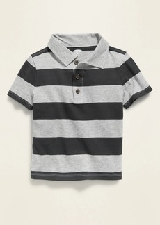 Old Navy Bold-Stripe Jersey Polo for Toddler Boys