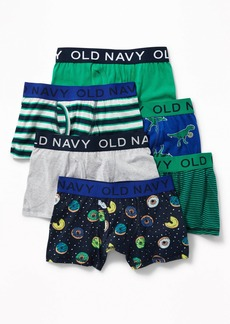 Old Navy Boxer-Briefs 6-Pack for Boys