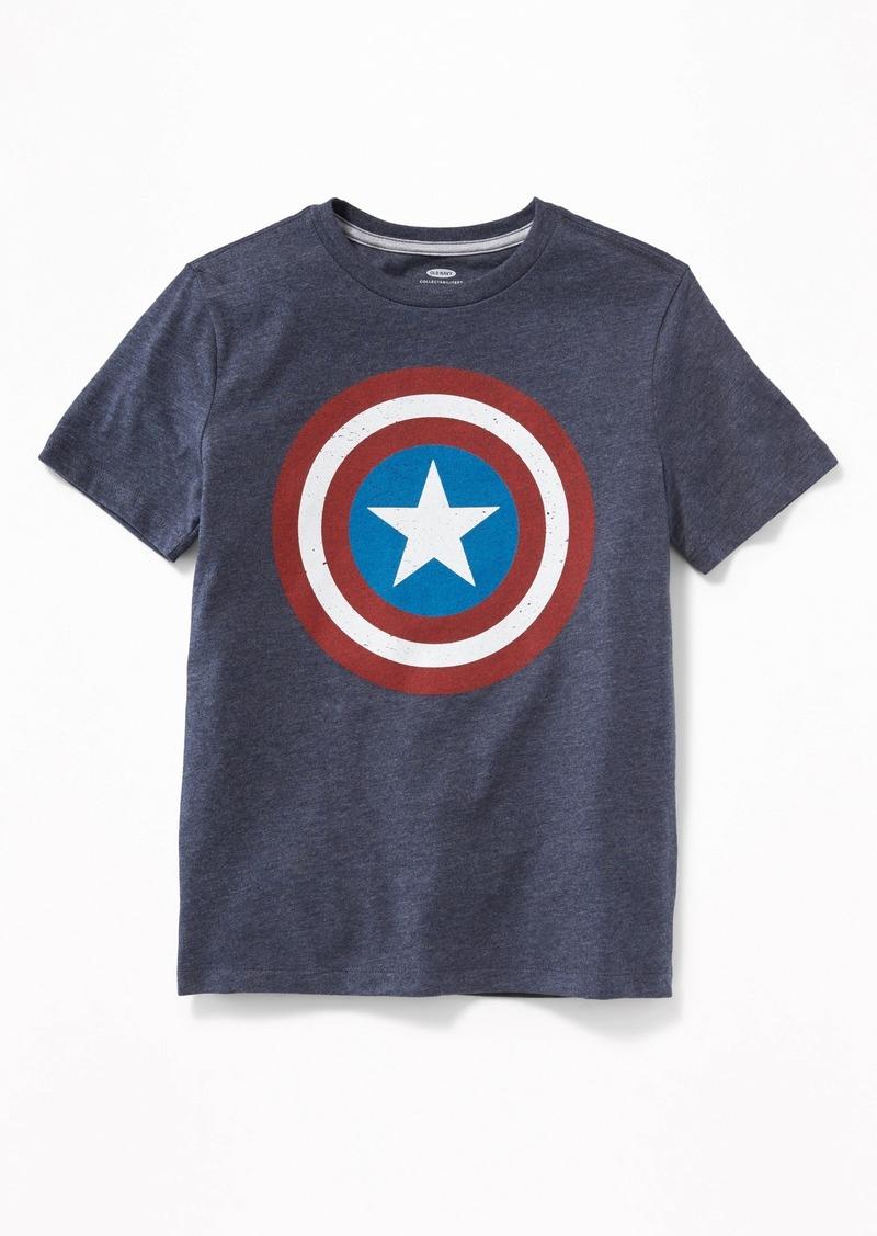 Old Navy Boys Marvel Comics&#153 Captain America Tees