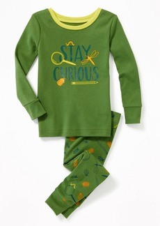 Old Navy Bug-Graphic Sleep Set for Toddler Boys & Baby