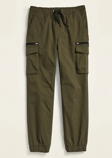 Old Navy Built-In Flex Dry-Quick Cargo Jogger Tech Pants