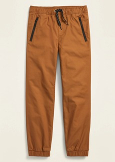 Old Navy Built-In Flex Dry-Quick Zip-Pocket Jogger Tech Pants for Boys