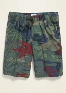 Old Navy Built-In Flex Tech Jogger Shorts for Boys