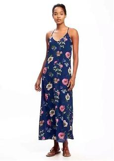 Cami V-Neck Maxi Dress for Women