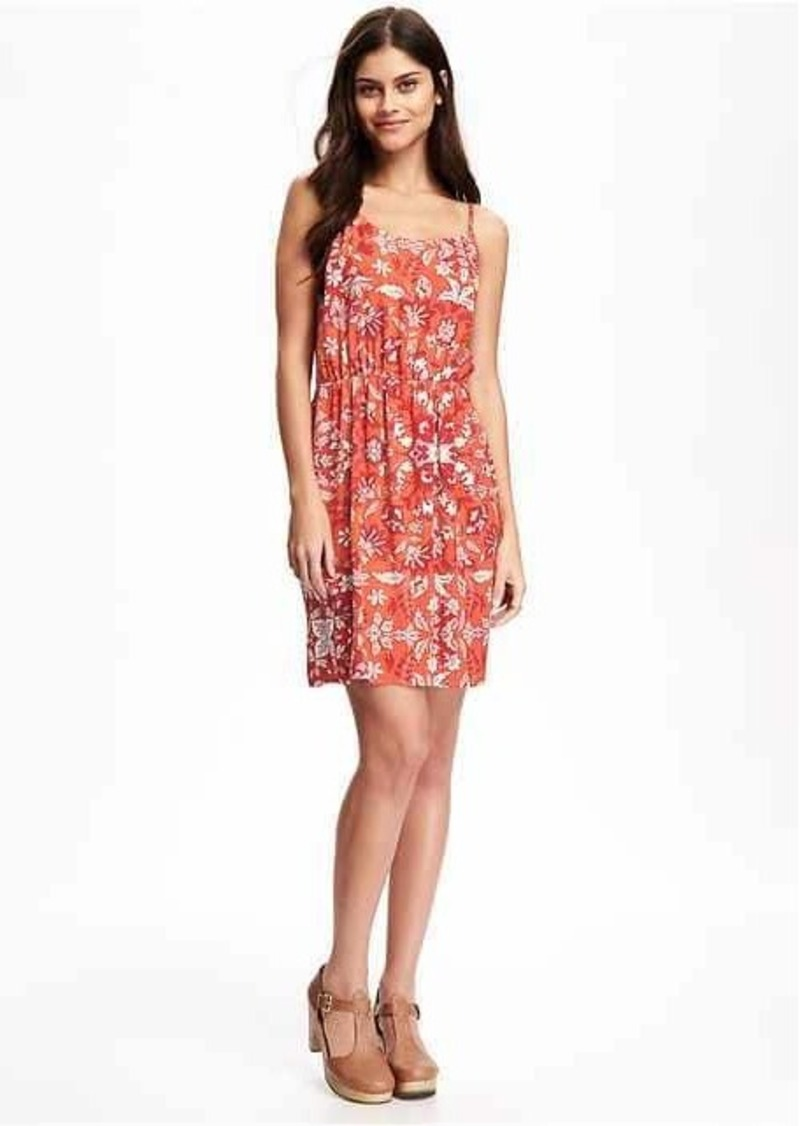 Old Navy Cami Waisted Dress for Women