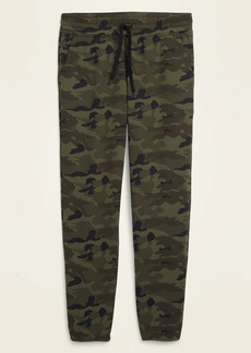 Old Navy Camo Tapered Sweatpants for Men