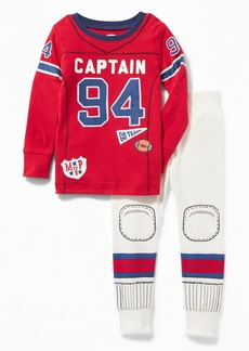 """Old Navy """"Captain 94"""" Sleep Set for Toddler & Baby"""