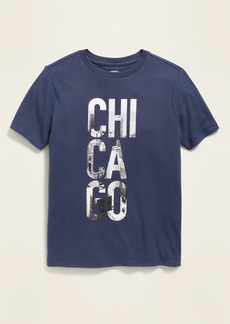 Old Navy Chicago Graphic Tee for Boys